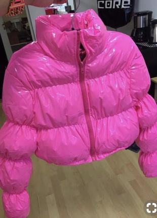 Куртки женские (pink)