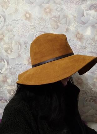 Супер шляпа от zara
