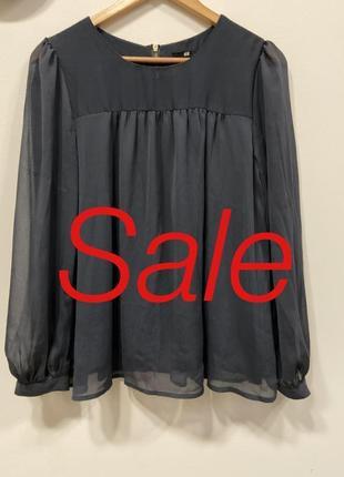 Блуза h&m. p.36/6. #381. sale!!!🎉🎉🎉