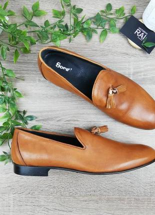 🌿44🌿европа🇪🇺 sore. италия. кожа. стильные лоферы, брендовые туфли