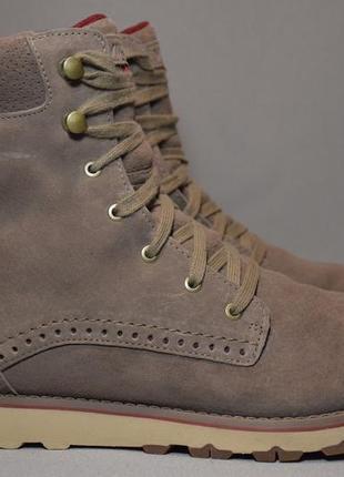 Ботинки viking moria gtx gore-texженские кожаные замшевые. оригинал. 39 р./25 см.