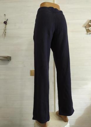 Теплые спортивные штаны с карманами l-xl5 фото