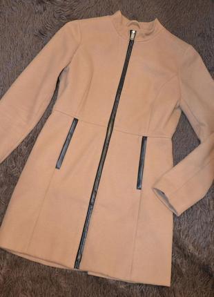 Деми пальто pull&bear, размер м