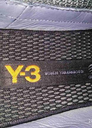 Yohji yamamoto adidas мега кросовки для зала