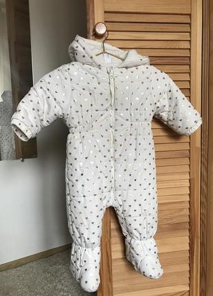 Детский комбинезон baby club 80