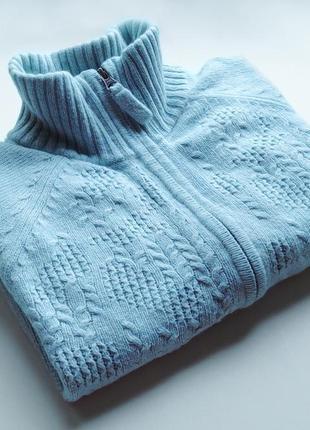 Эсклюзивный шерстяной свитер columbia размер 42-44