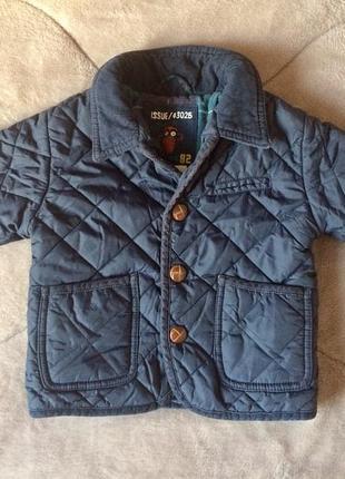 Куртка жакет на мальчика