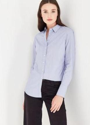Базовая нежная блузка рубашка оригинал banana republic s\m, дресс-код, офис