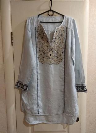 Блуза 120 % lino