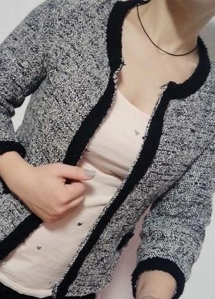 Пиджак жакет кардиган
