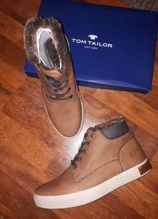 Ботинки tom tailor m9-42