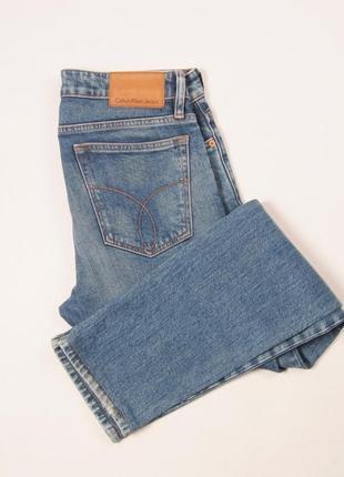Идеальні блакитні джинси calvin klein