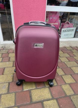 Чемодан,валіза ,пластиковый польский чемодан
