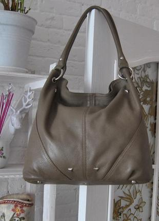 Кожаная сумка borse in pelle / шкіряна сумка10 фото