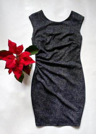 Платье - трикотаж средней плотности с подкладкой