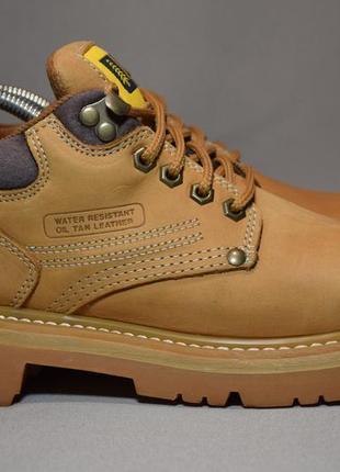 Туфли weinbrenner / cat / timberland ботинки кожаные. оригинал. 40 р./25 см.
