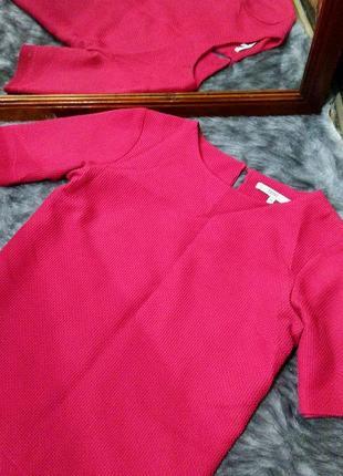 Фактурная вафельная блуза кофточка next2 фото