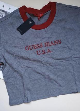 Продам футболку guess новая оригинал