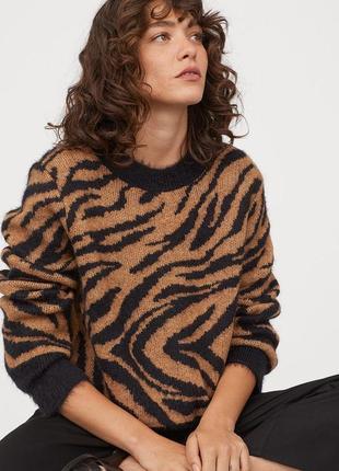 Актуальный свитер от h&m