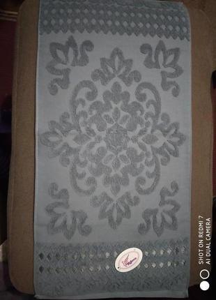 Натуральные полотенечка лен+махра, турция