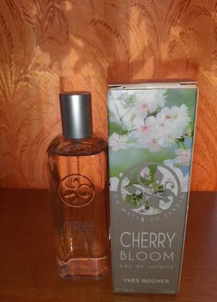 Туалетная вода вишневый цвет cherry bloom