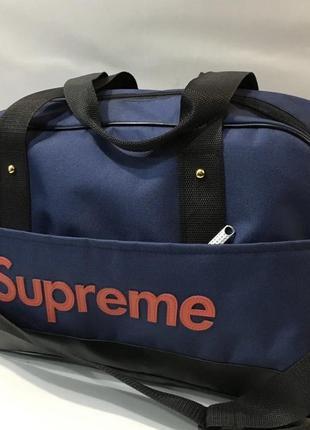Новая спортивная сумка, модный дизайн.