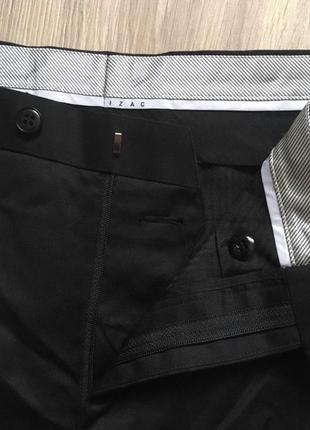 Чёрные брюки классические boss