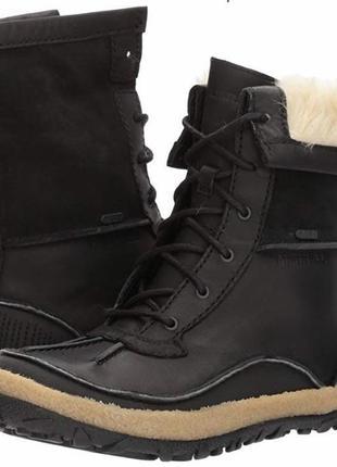 Женские ботинки (сапоги)  merrell waterprof