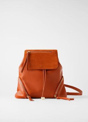 Zara рюкзак женский