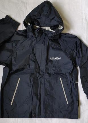 Куртка дождевик , 7-8 лет