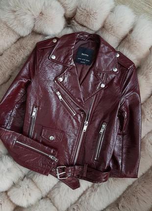 Куртка косуха от bershka