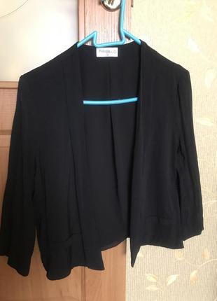 Жакет блейзер пиджак болеро укороченный park bravo