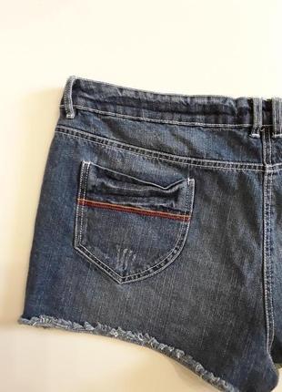 Фирменные джинсовые шорты4 фото