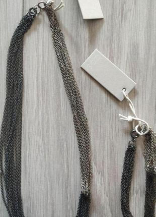 Супер-набор ожерелья и браслета