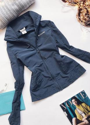 Ветровка/ курточка от columbia приталенная