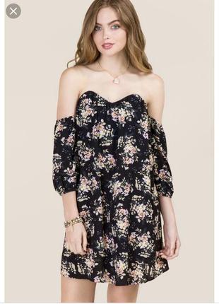 Sale! платье бюстье
