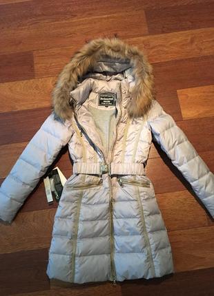 Пальто пуховик  de salitto
