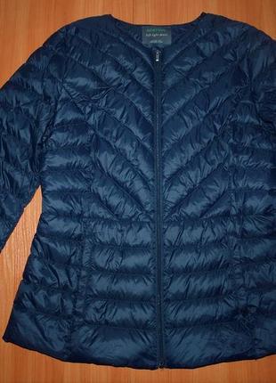 Ультралегка пухова курточка