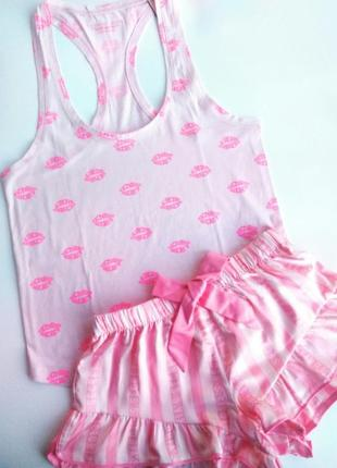 Пижама комплект для дома victoria´s secret, оригинал