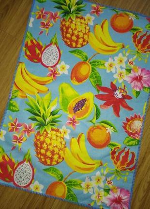 Кухонные полотенца микрофибра размером 40*60 см