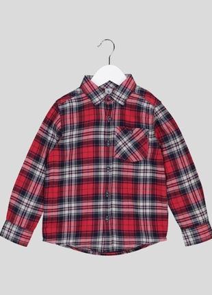 1,5-2 года, байковая рубашка tu.