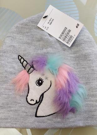 Суперская шапуля h&m для девочек на 12-14+ 158/170 см