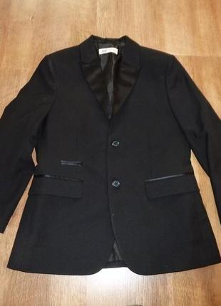 H&m нарядный пиджак  на 11-12 лет