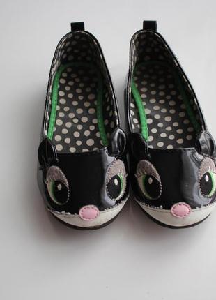 Балетки, туфли h&m