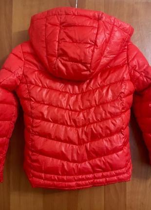 Куртка с капюшоном zara