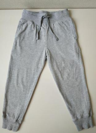 Тонкие спортивные штаны 98-104