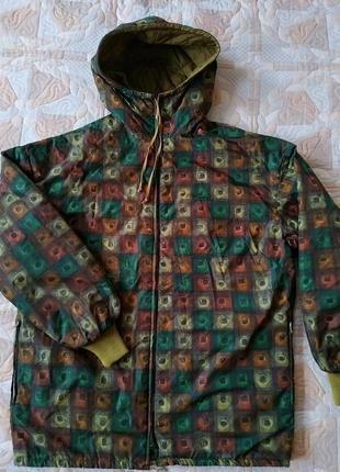 Термокуртка р.м-л  zipp с натуральным мехом