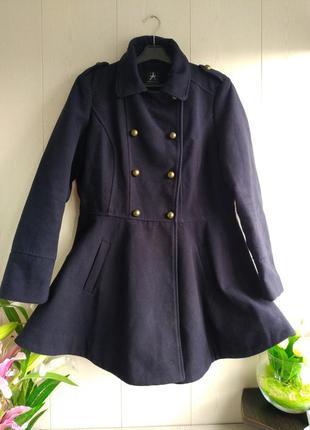 Стильное пальто atmosphere весна/осень/шерстяное пальто/плащ/тренч/парка