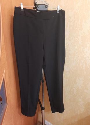 Классические зауженные брюки 14 размер