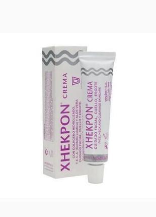 Xhekpon crema легендарный омолаживающий крем испания